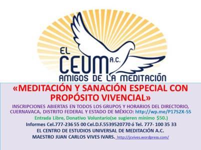 meditacion grupos general