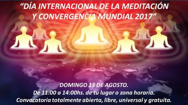 DIA INTERNACIONAL DE LA MEDITACIÓN 2017