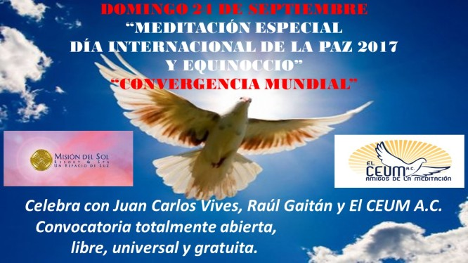 DIA INTERNACIONAL DE LA PAZ 2017.1