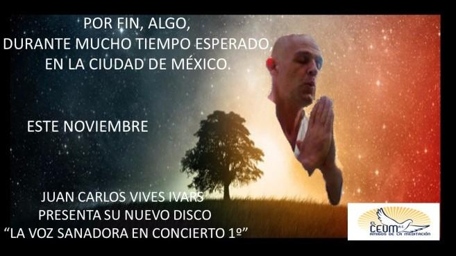 Presentación Nuevo Disco.CDMX.