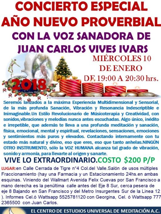 Concierto Especial 2018 Tigre.