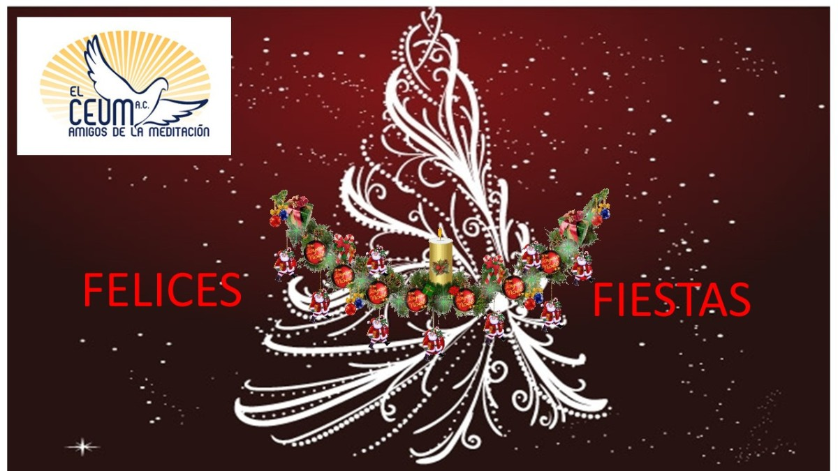 Felices Fiestas...