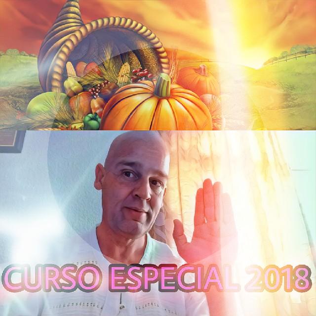 CURSO ESPECIAL 2018