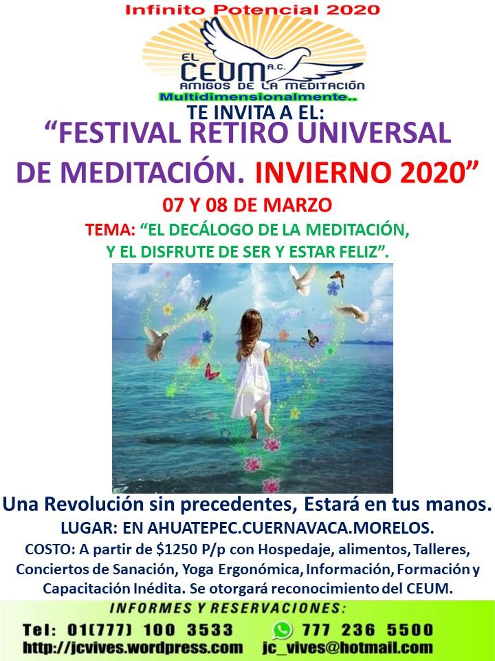 POSTER FESTIVAL INVIERNO 2020